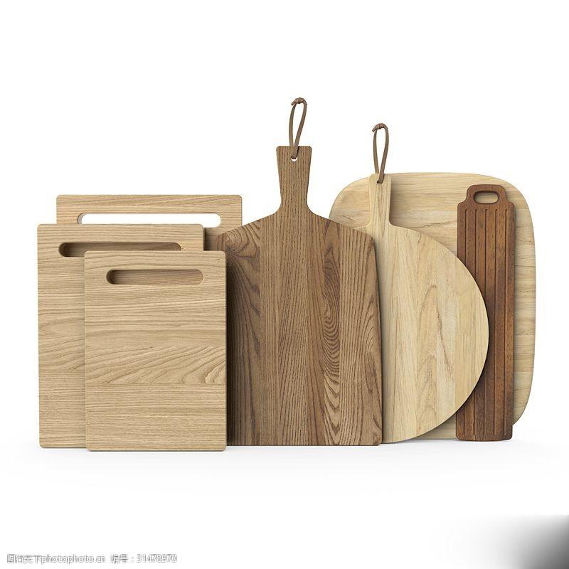 高端設計菜板模型