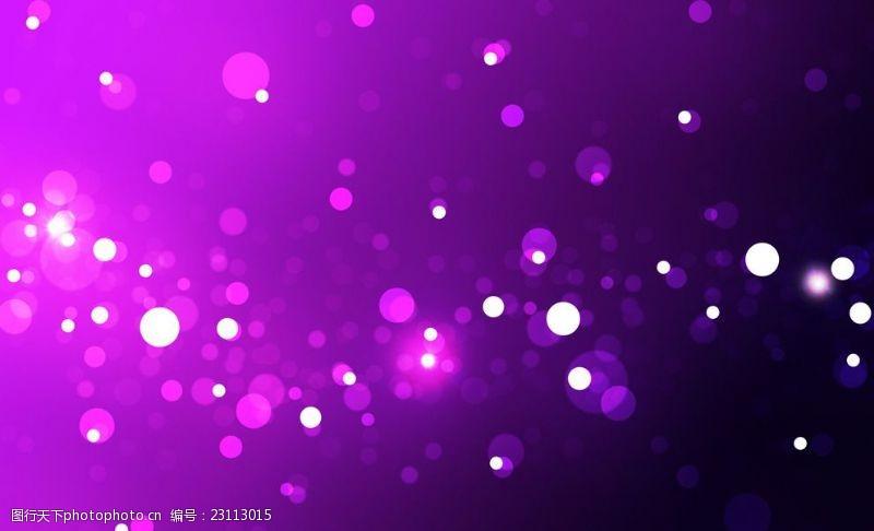 未来感背景紫色科技感背景