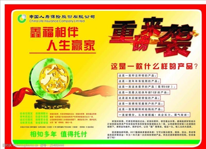中国人寿鑫福一生