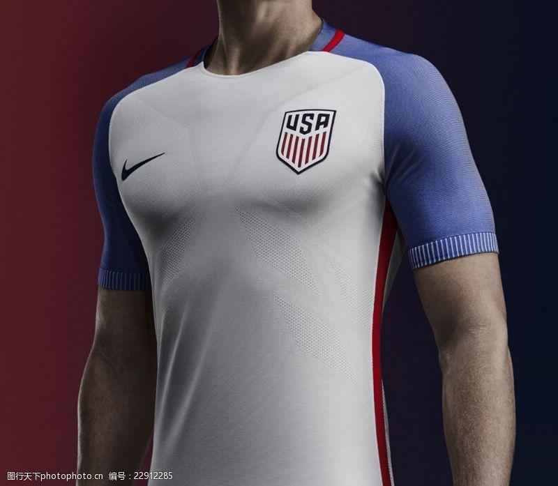 NIKE美国国家队足球服