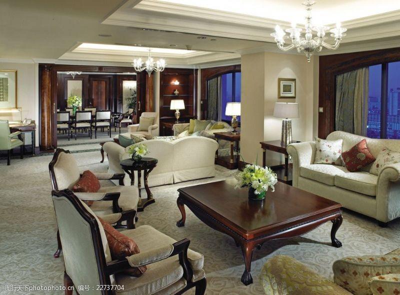 奢华典范雅加达香格里拉大酒店