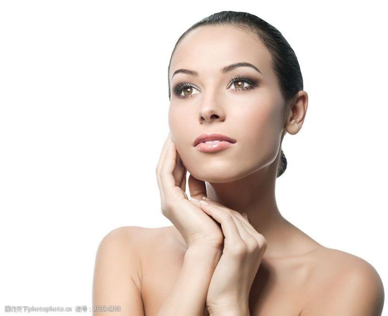 性感漂亮外国女人美容美体图片