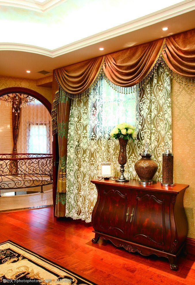 法式风格效果图法式风格高清室内实景图