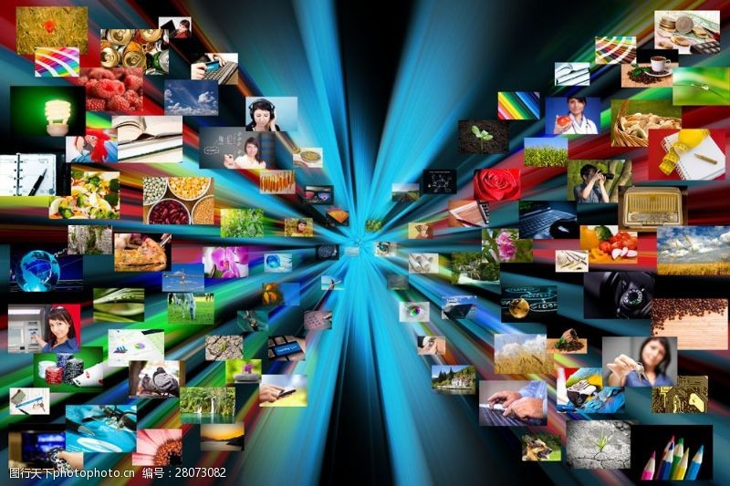 科技通讯网络社交媒体图片图片