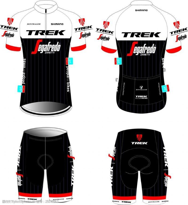 骑行服崔克环法服装设计