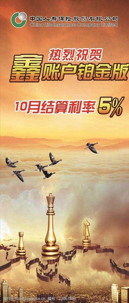 中国人寿鑫账户铂金版