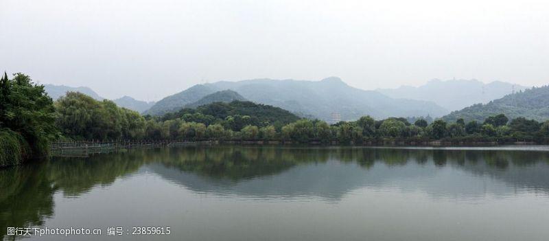 绍兴风景湖景