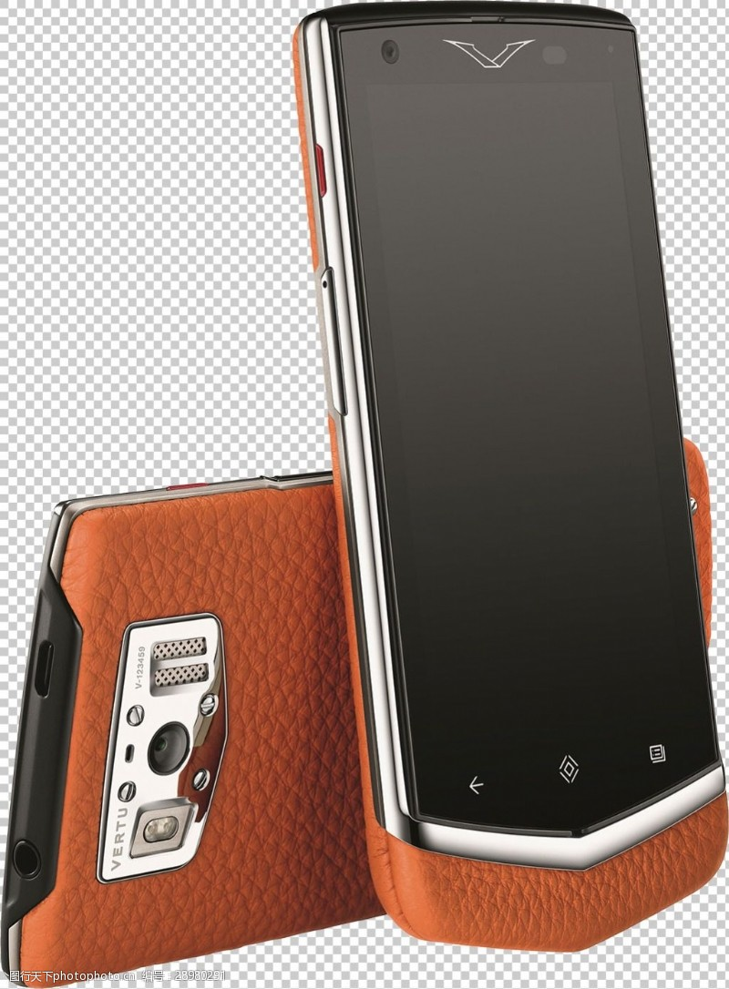 手机图片素材高级智能手机免抠png透明图层素材