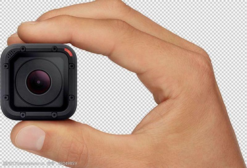 运动相机gopro相机免抠png透明素材