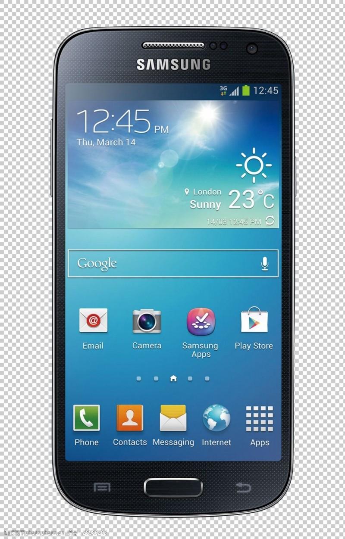 手机图片素材4g智能手机免抠png透明图层素材