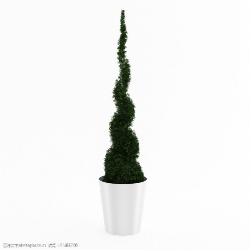 花草装饰素材植物花草装饰3d模型
